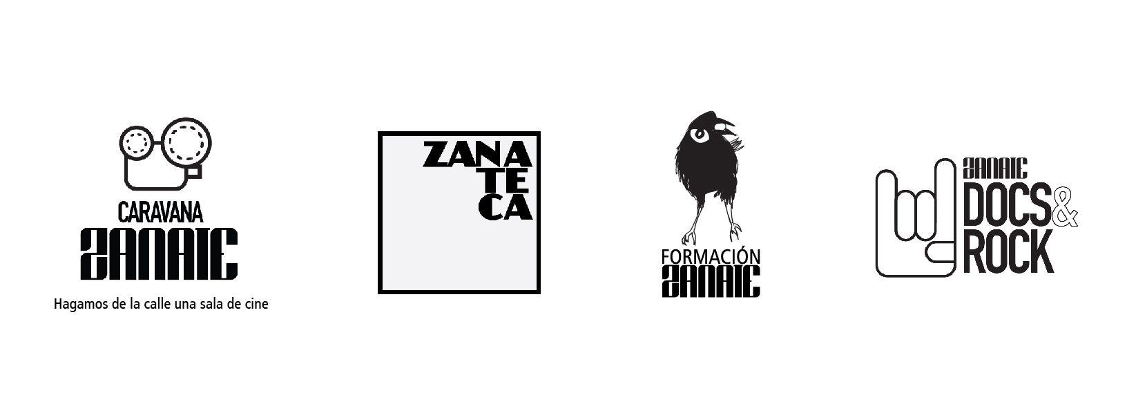 4 ejes Festival Zanate