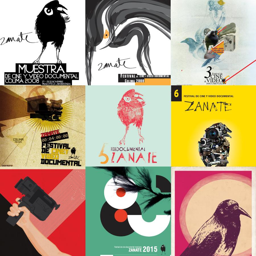 Ediciones anteriores Festival Zanate